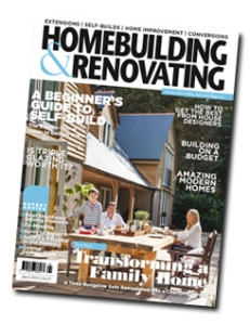 Homebuilding and renovating cover feature