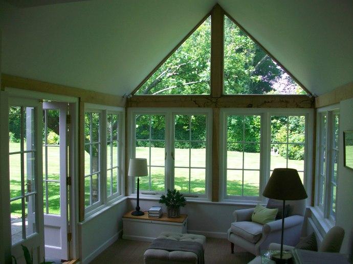 garden room internal